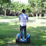 Big wheel shock absorbing 2wheel handless electric balance board scooter with roof for adults