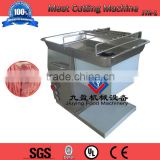 Manufacturer Small Size Automatic Frozen Meat Cutting Machine