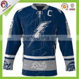 dry fit sublimation customized mesh hockey jersey Montreal canadien