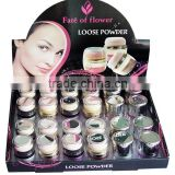 2014 Newest Yiwu Yaqi Private Label Loose Powder with Mirror