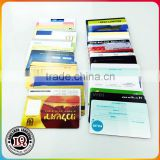 Fashion design hard plastic business low price plastic pvc card                                                                         Quality Choice