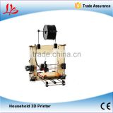 New Household 3D Printer Reprap Prusa Mendel i3 Assembly Printing Machine free shipping