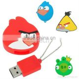 birds usb flash drive pen drive memory stick with own LOGO PRINT