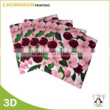 Hot sale Eco-friendly PP printing custom made placemats
