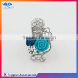 MOST POPULAR DIAMOND 925 STERLING SILVER RINGS FOR WHOLESALE ALIBABA