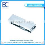 stainless steel bottom patch fitting/stainless steel glass fittings (DL-017)