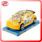 New arrival ABS VW beetle car friction power car toy beetle car