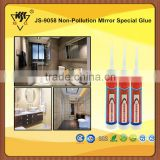 Water Base Anti Oxidation Mirror Glass Window Car Windshield Rubber Auto Glass Rubber Adhesive Silicone Sealant