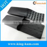 Custom silicone suction cup holster for hot iron tool