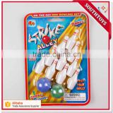 new arrival cheap mini bowling set play party favors toy set