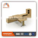 DT-06 L-shape T-shape computer table MDF office table                                                                         Quality Choice
