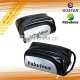 Fashionable and Popular Deluxe PU Golf Shoes Bag                                                                         Quality Choice