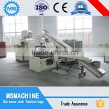 Late-model laundry solid soap processing line
