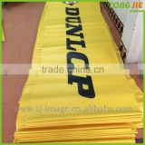 2016 Wholesale hot PVC fence mesh printing,digital printing waterproof sunproof windproof polyester mesh fence banner