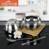 hot sale stainless steel BGA soup bowl holding extra BGA solder ball in reballing process bowl
