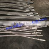 Stainless steel 304 flexible sprinkler hose for fire protection system /corrugated flexible metal hose