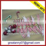 Alibaba China hot sale personalized crystal christmas tree decorations cheap outdoor set christmas decoration