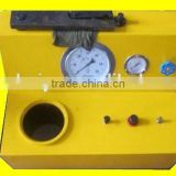 PQ400 double spring injector and nozzle testing equipment, color optional, latest design type