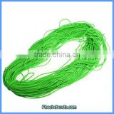 Hot Spring Green 2mm Jewelry Leather Cords Wholesale 100 Metres/ Bundle PULC-C205