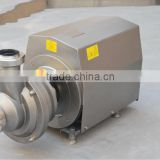 Stainless Steel Milk Centrifugal Pump Food Sanitary                                                                         Quality Choice