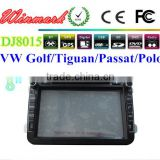 wholesale 8inch Car GPS For VW VolksWagen Polo/Passat/Tiguan/Golf DJ8015