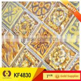 Bathroom tile 3d ceramic floor tile Mosaic Tile Online Shopping India (KF4831)