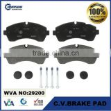 29200 VW crafter minbus disc brake pad