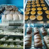 KH industrial semi automatic pastry bread machine / toast making machine / bun machine with hot sale