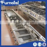 Chinese Factory Direct Cooking Equipment Commercial Used Chicken Deep Fryer Machine