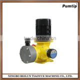 Mechanical Diaphragm Metering Corrosion Resisting Dosing Pump