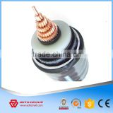 High tension 110kv high voltage 1000MM power cable                                                                         Quality Choice
