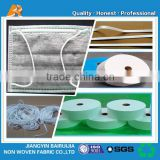 Factory supply hot sale cheap nose strips, ear tape, non-woven fabric for face masks
