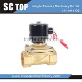 2Position 2 way solenoid valve Fluid Control valve Fluid Control valve STRONG acid and alkali solenoid valves