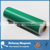 flexible magnet roll colored magnetic sheets for education