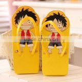 2014 eva thong fasion cute boy nude beach slippers