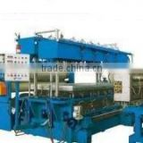 PP Hollow Grid plastic Sheet Extrusion Line