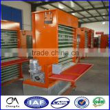 Poultry chicken farm equipment automatic egg collection system/automatic egg collection machine