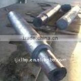 round forging steel bars/forged flanges/forged piece