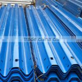 Wholesale highway roadside used guardrail for sale