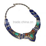 Antique jewellery nepali necklace jewellery