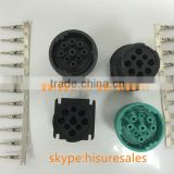auto connectors and Deutsch HD series connectors J1939 9pin connector HD10-9-1939P HD10-9-1939S HD10-9-B022