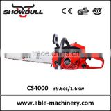 japanese garden tools with gasoline chain saw ,technology copy small chainsaw for 40CC,DIY use
