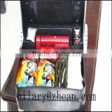fire escape mask/fire blanket/rescue rope/fire extinguisher/flaslight