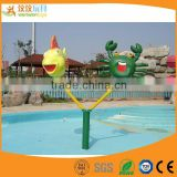 Wholesale animal Shower/outdoor water park equipment