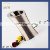 Factory Custom Champagne beer metal Stainless Steel ice buckets
