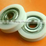 China bearing manufacturer high speed plastic ball bearing rubber bearing fast delivery in stock