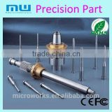 2015 OEM/ODM Precision turning automotive parts, hydraulic pneumatic components manufacturing non-standard shaft