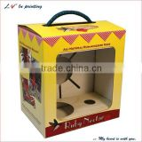 custom corrugated cardboard cake boxes / Corrugated nice design Cake boxes / corrugated fashionable cake boxes wholesale