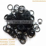 Black Color Rubber Band For Hair in High Quality