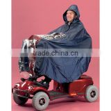 Rehabilitation Therapy Supplies Motorcycle Electric Scooter Waterproof Scooter	Transparent Baffle Raincoat